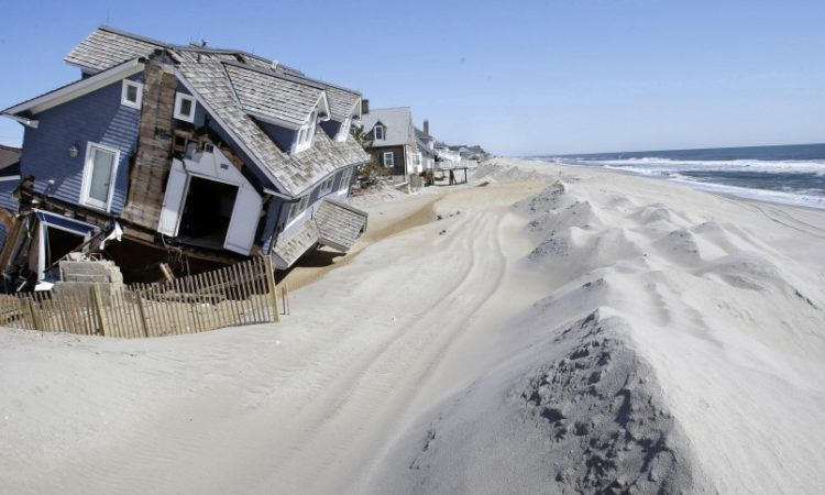 In 2012, Superstorm Sandy damaged hundreds of thousands of U.S. homes and caused billions of dollars in damage to vital infrastructure.