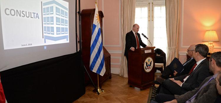 Taller de trabajo para funcionarios consulares acreditados en Uruguay