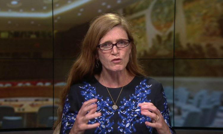 Samantha Power: A Call on Governments: Integrating LGBTI Rights into Foreign Policy