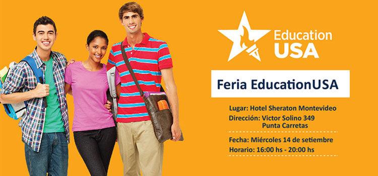 IV Feria EducationUSA llega a Montevideo