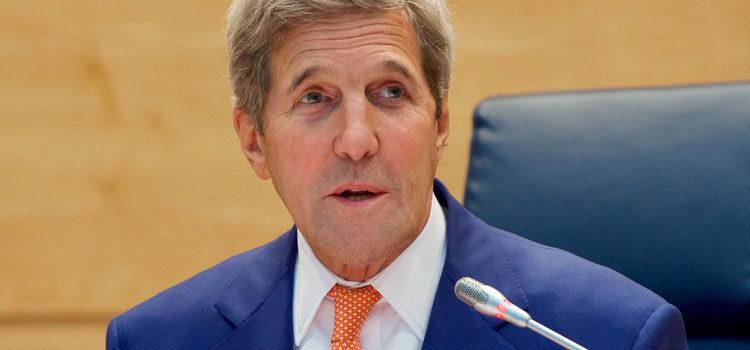Secretary John Kerry [State Department Photo/ Public Domain]