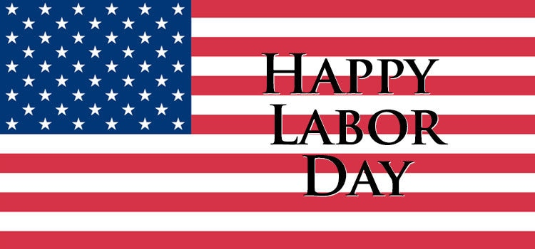 The Embassy Is Closed on September 5 for Labor Day