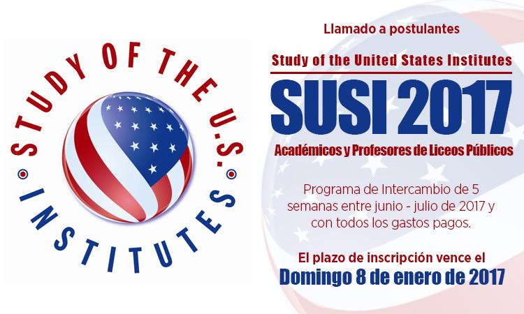 SUSI Académicos y Profesores 2017