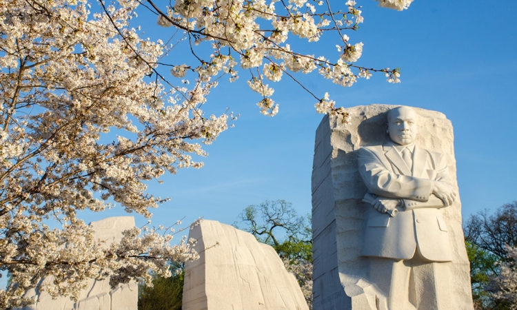 MLK Washington Memorial