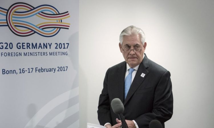 Tillerson: US-Russia Cooperation Possible if Certain Conditions Met