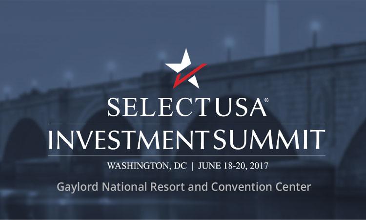 Cumbre de Inversión SelectUSA 2017