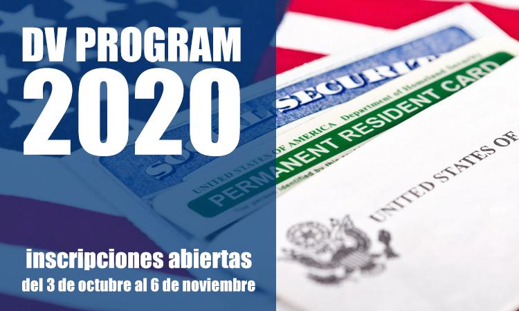 DV-Lottery-2020