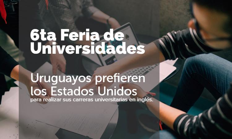 Feria Universidades 2018 Com. Prensa