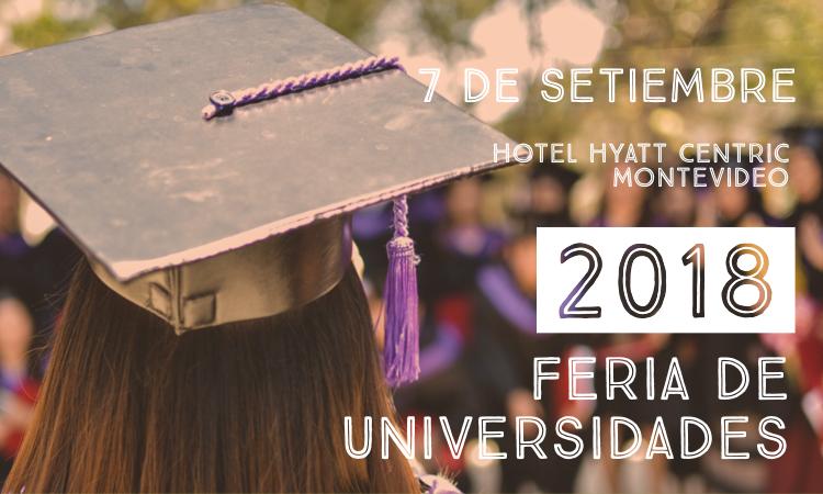 Feria Universidades 2018