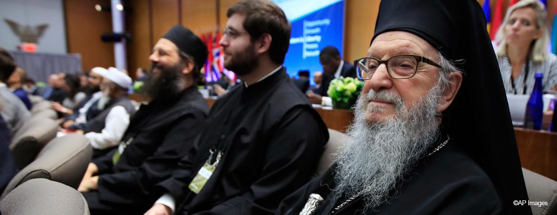 Convención Ministerial para Promover la Libertad de Religión – Declaración de Potomac