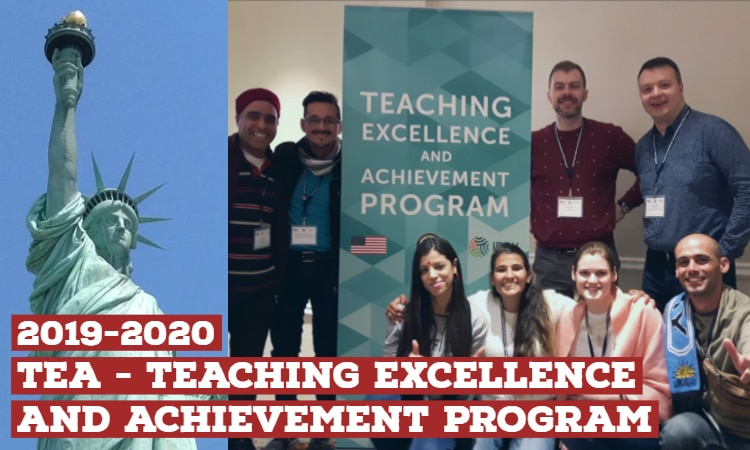 Teaching Excellence and Achievement 2019 – 2020